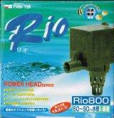 [在庫処分品] カミハタ 水中ポンプ Rio800 60Hz(西日本用)